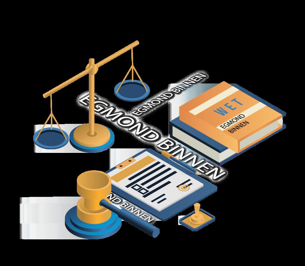 Advocaat Egmond Binnen