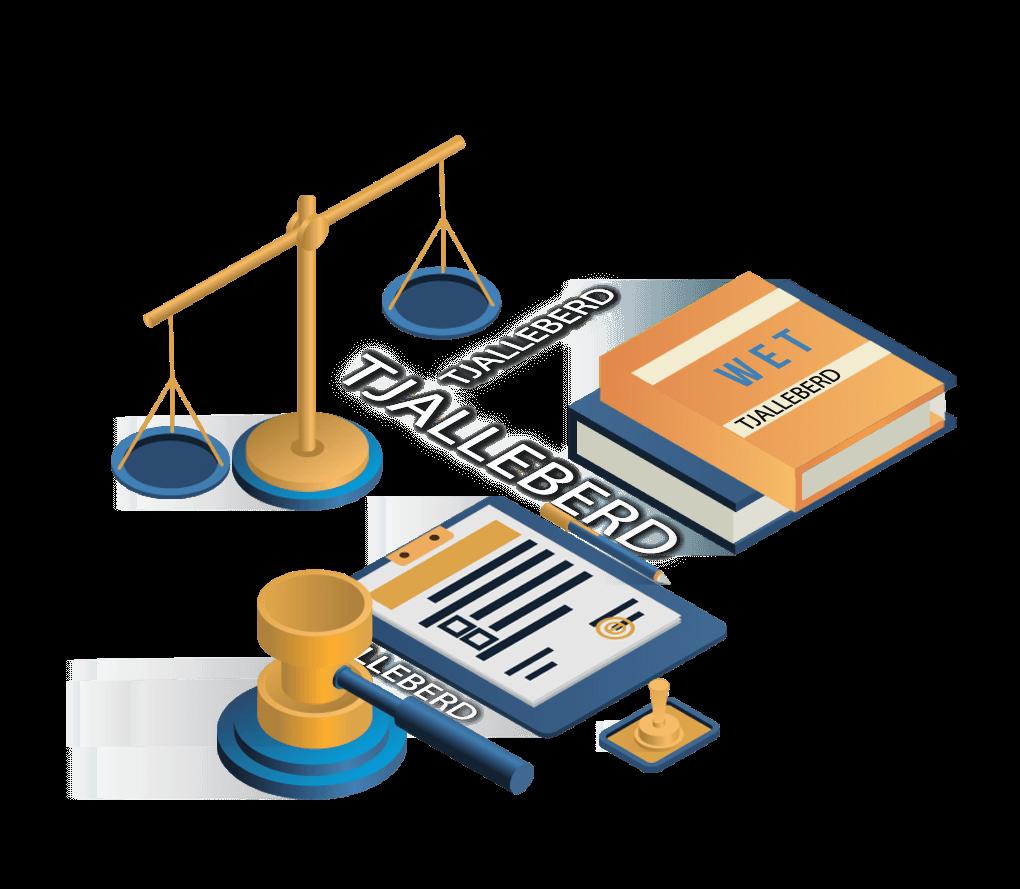 Advocaat Tjalleberd